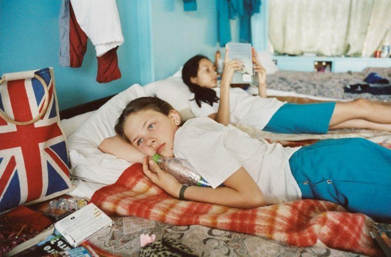 9 Саша, 2003 год.