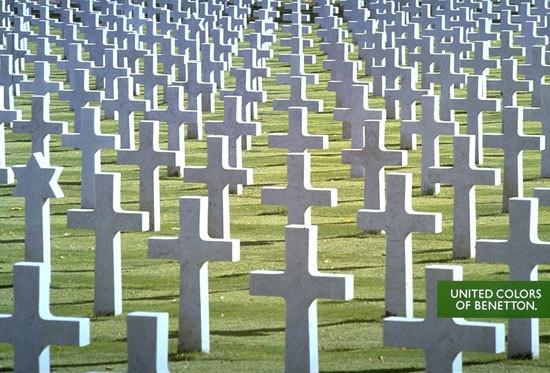 26 Изображение французского кладбища солдат, убитых на Первой Мировой Войне