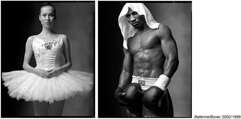 3.Балерина / Боксер, 2002 / 1999 гг.