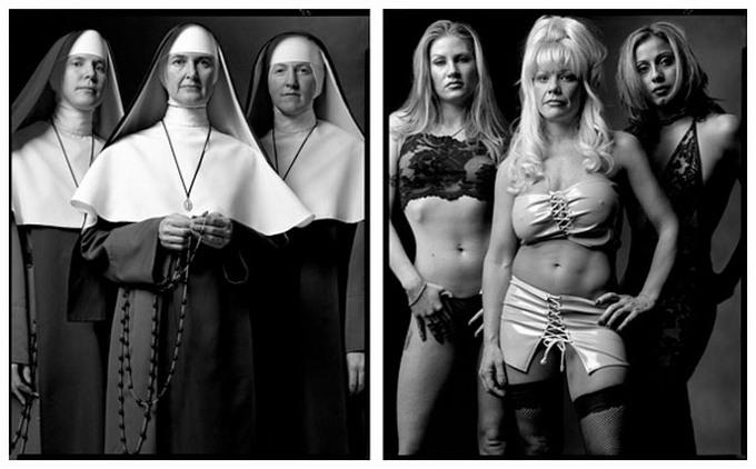 21.Католические монахини / Проститутки, 2002 / 2002 гг.