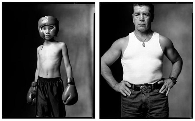 24.Юный боксер / Боксер на пенсии, 2002 / 2002 гг.