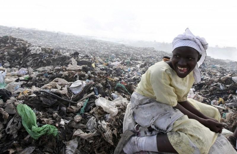 28.Фотография - REUTERS/Thomas Mukoya.
