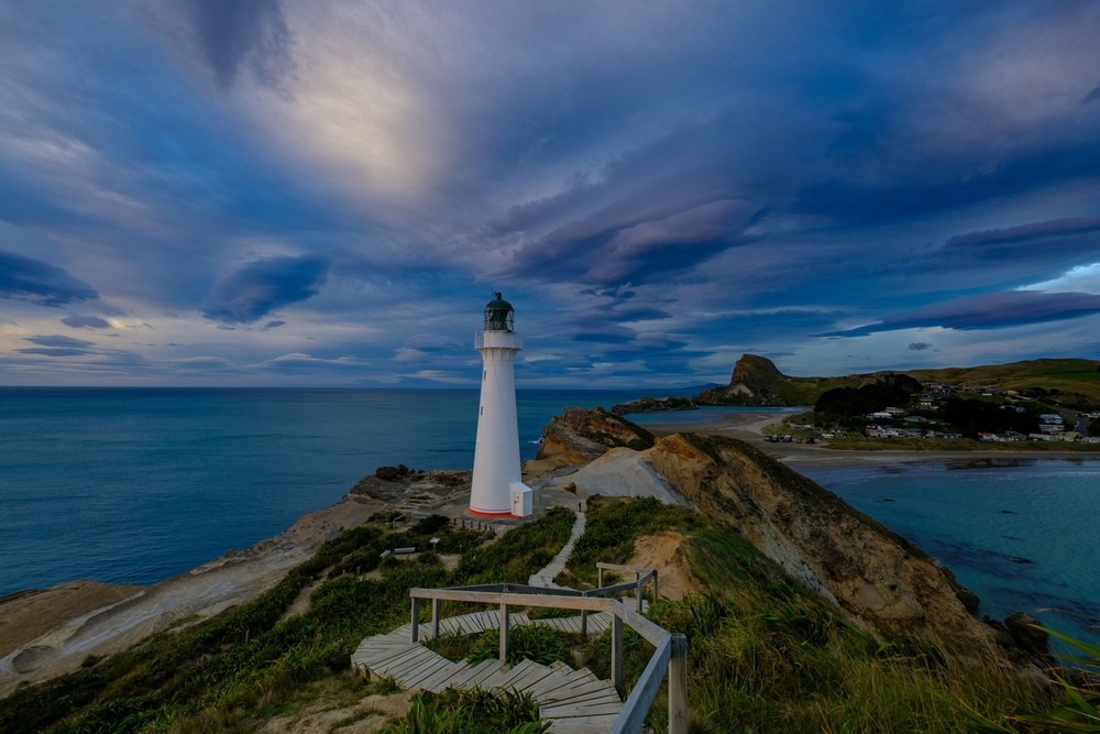 Фотография Castlepoint. North island. New Zealand / Дмитрий Ч / photographers.ua