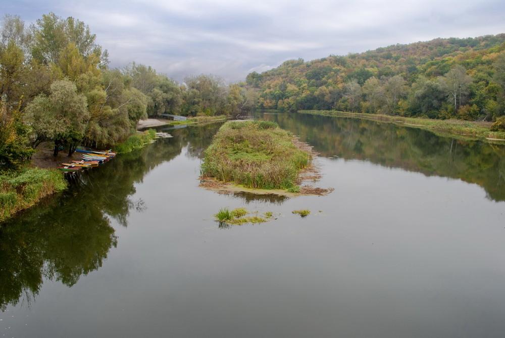 Картинки реки донец