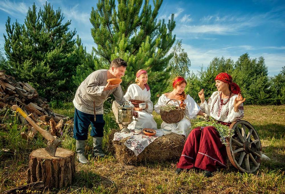 Фото о деревенской жизни