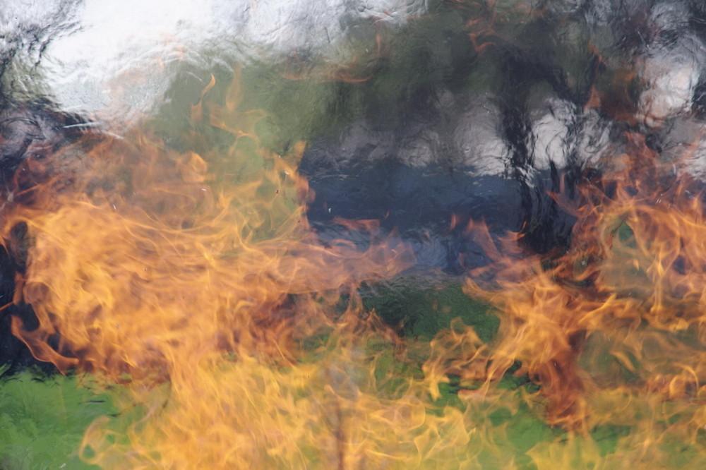 Как правильно фотографировать огонь иногда