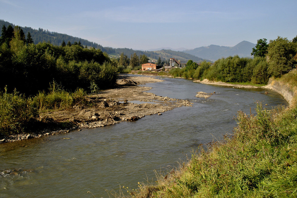 река Черемош