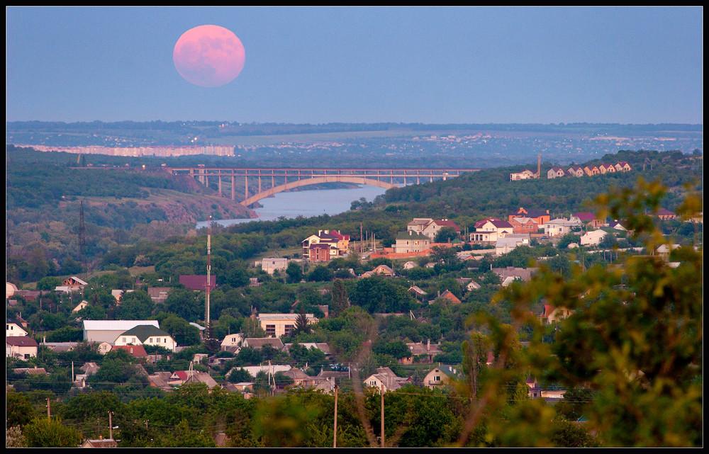 Восход Луны