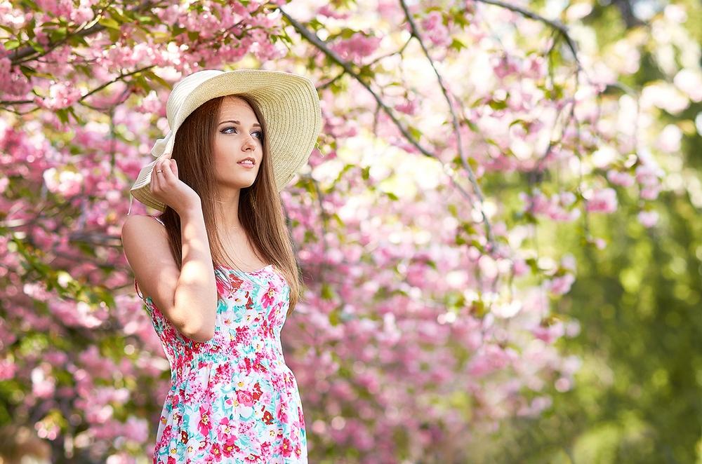 Пришла девушка весна фото 506-783