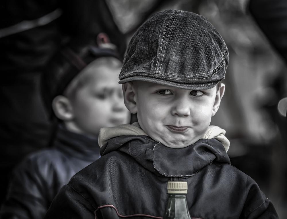 картинка малыш хулиган