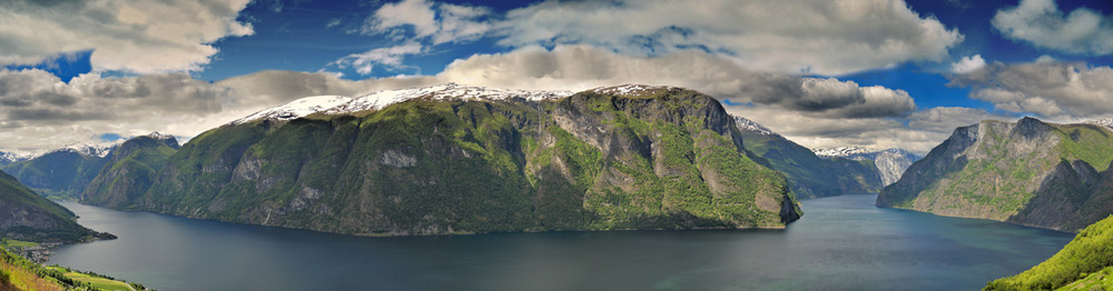 Картинки по запросу Согнефьорда панорама
