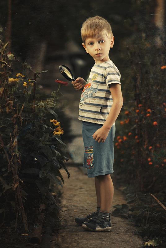 Фотографія Вовка ботаник / Роман, Крамской / photographers.com.ua