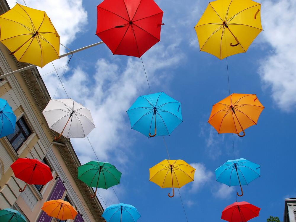 Види парасольок 1