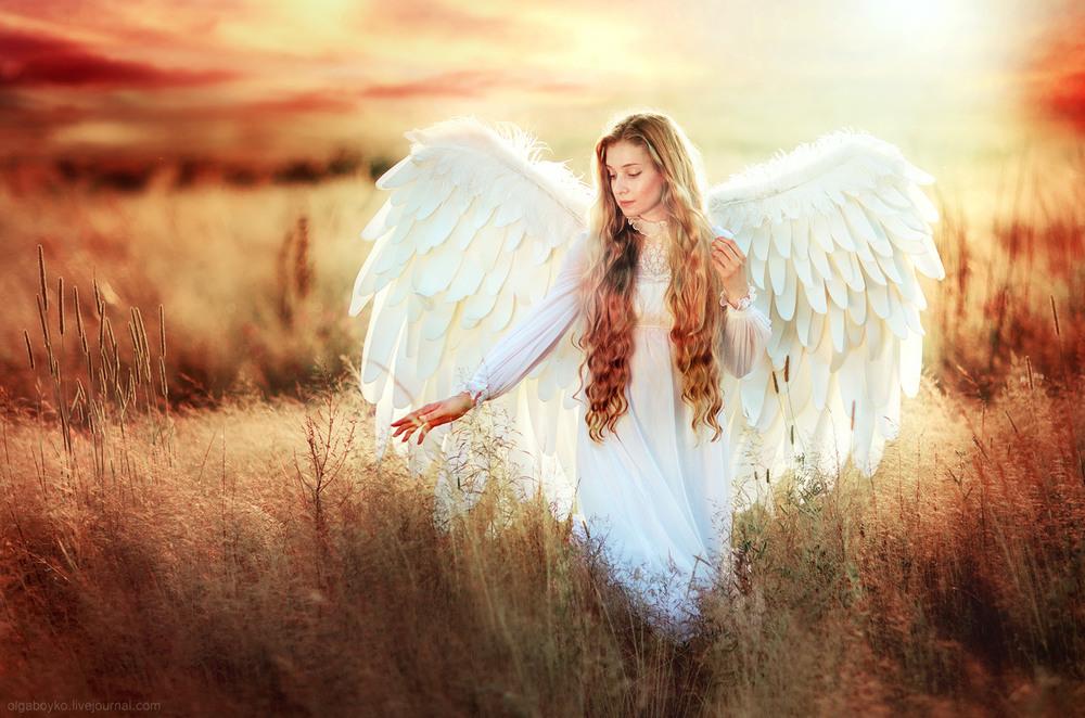 Картинки про ангела