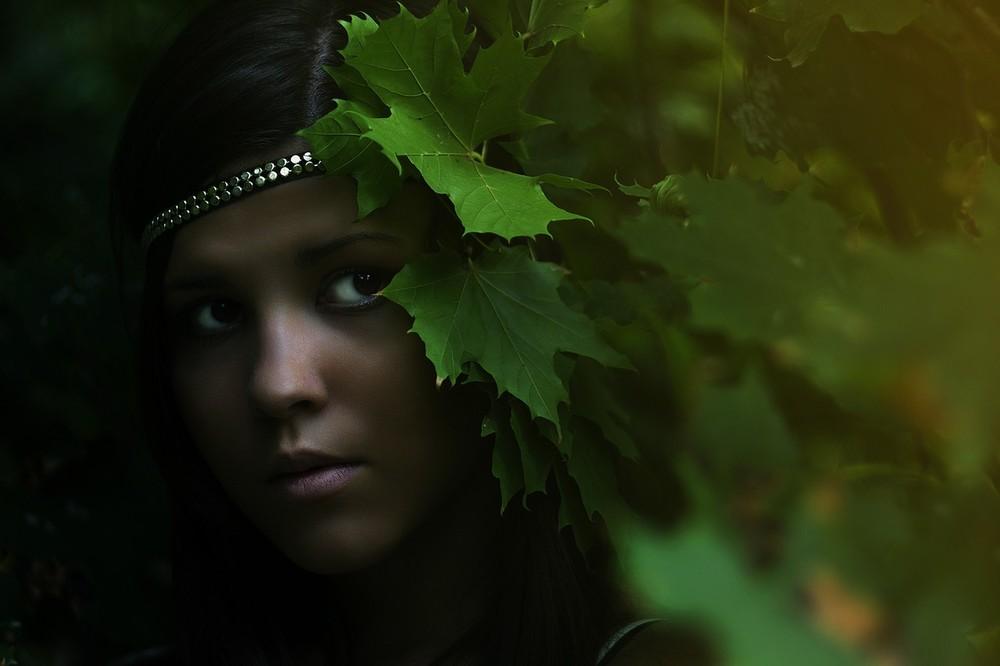 Фотография Лісова мавка / Rina Mad / photographers.