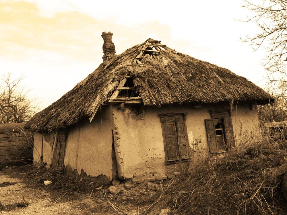 Старая украина картинки, месяц