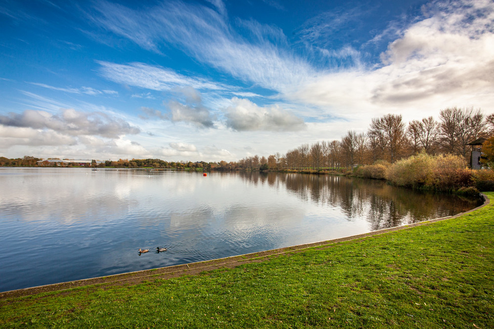 Фотография Willen Lake, Milton Keynes, UK / VUDEKSA / photographers.ua