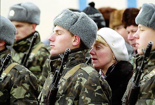 Участниками церемонии, состоявшейся на плацу пензенского филиала военной академии